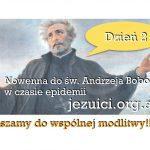 Dzień 2: Nowenna do św. Andrzeja Boboli w czasie epidemii